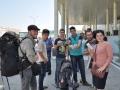 Frisch mit Bargeld vom Schwarzmarkt versorgt in Andischan