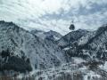 Bergwelt im Umkreis von Almaty