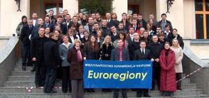 Dresdner Studenten in Stettin