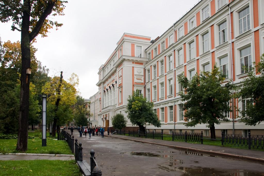 Staatliche Universität für Verkehrswesen Moskau (MIIT)