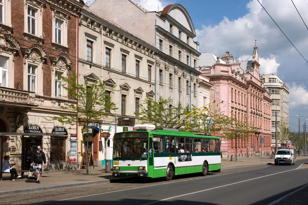Škoda 13Tr in Pilsen