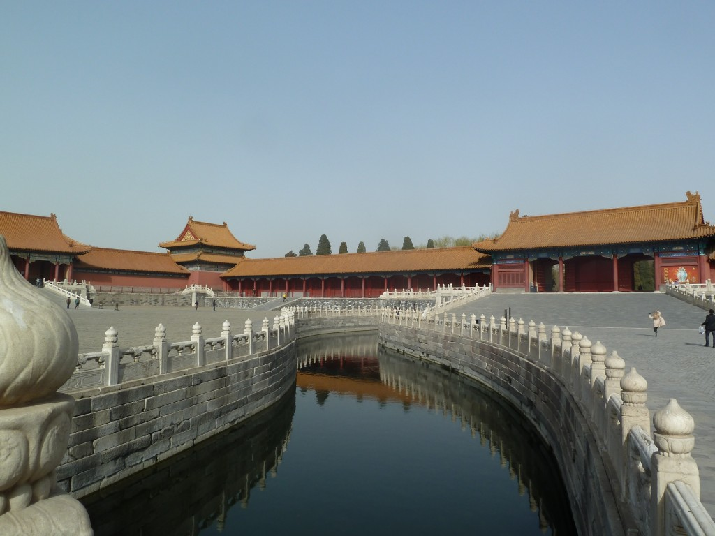 Verbotene Stadt in Peking