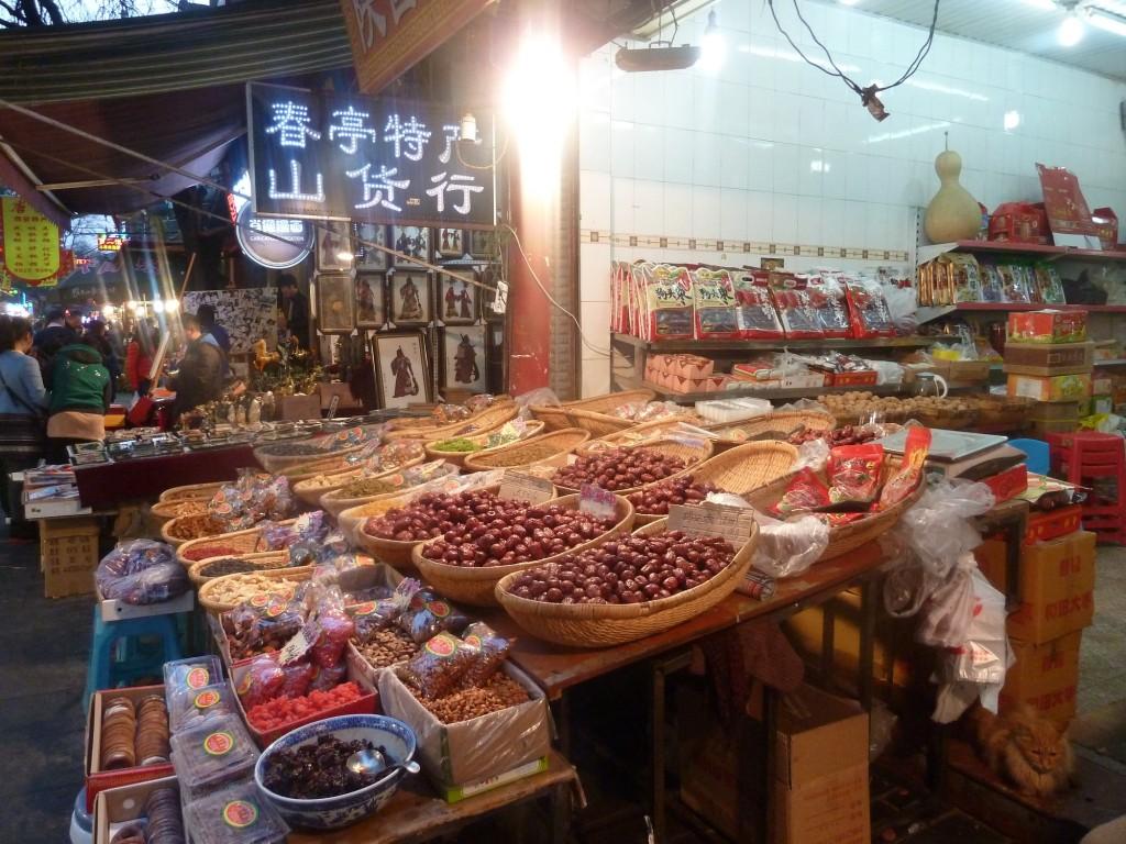 Markt in Xian