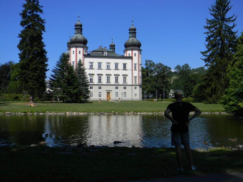 Wasserschloss in Vrchlabí