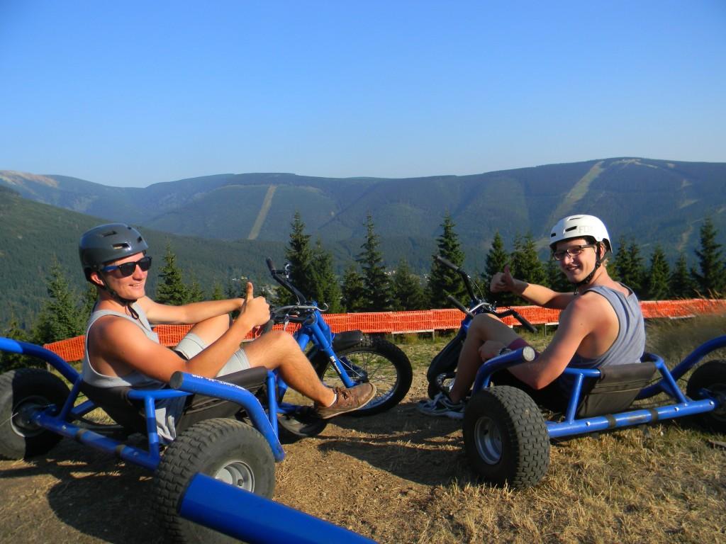 Mountain Karts