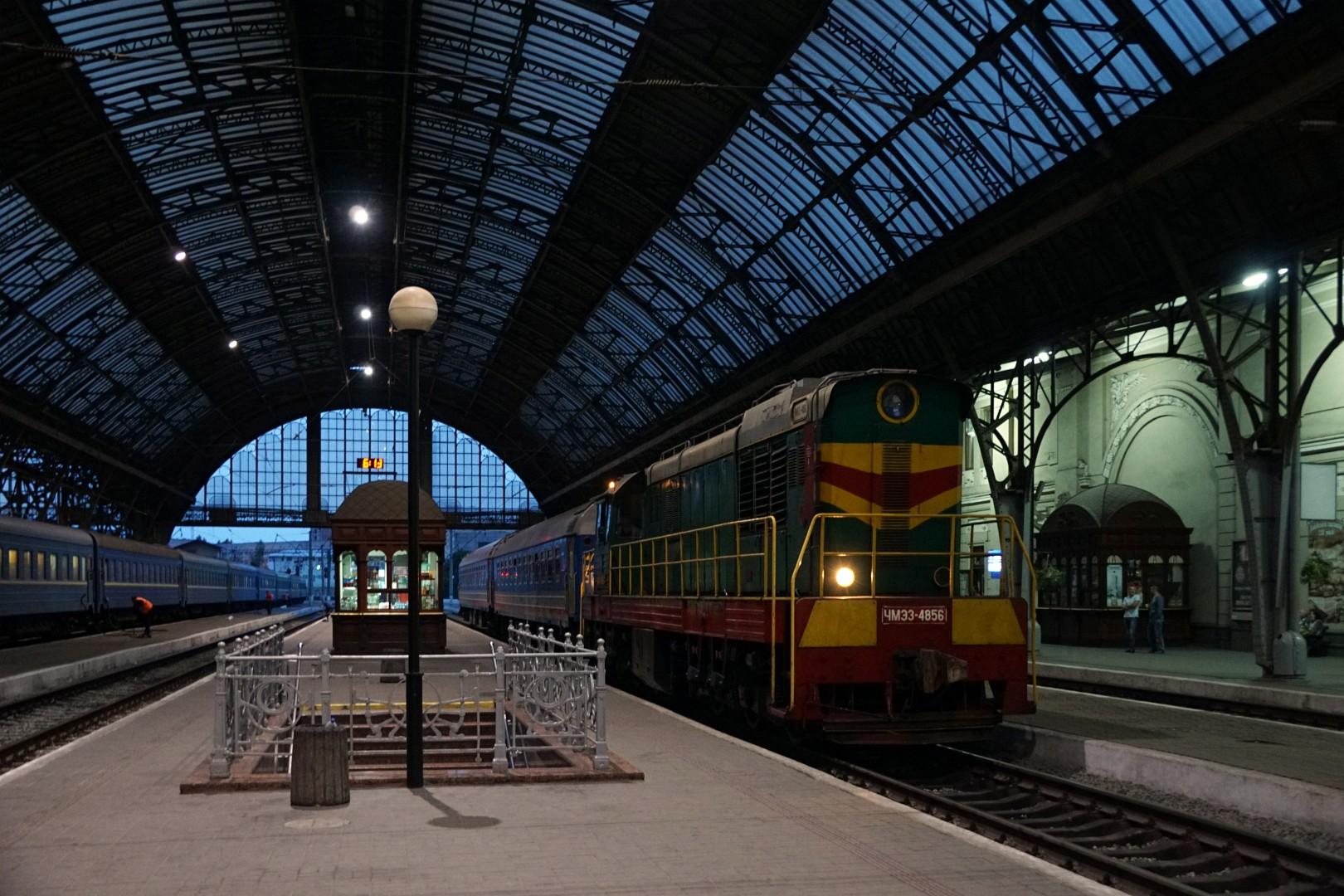 Reisebericht zur Eurasientour - Kurzfassung