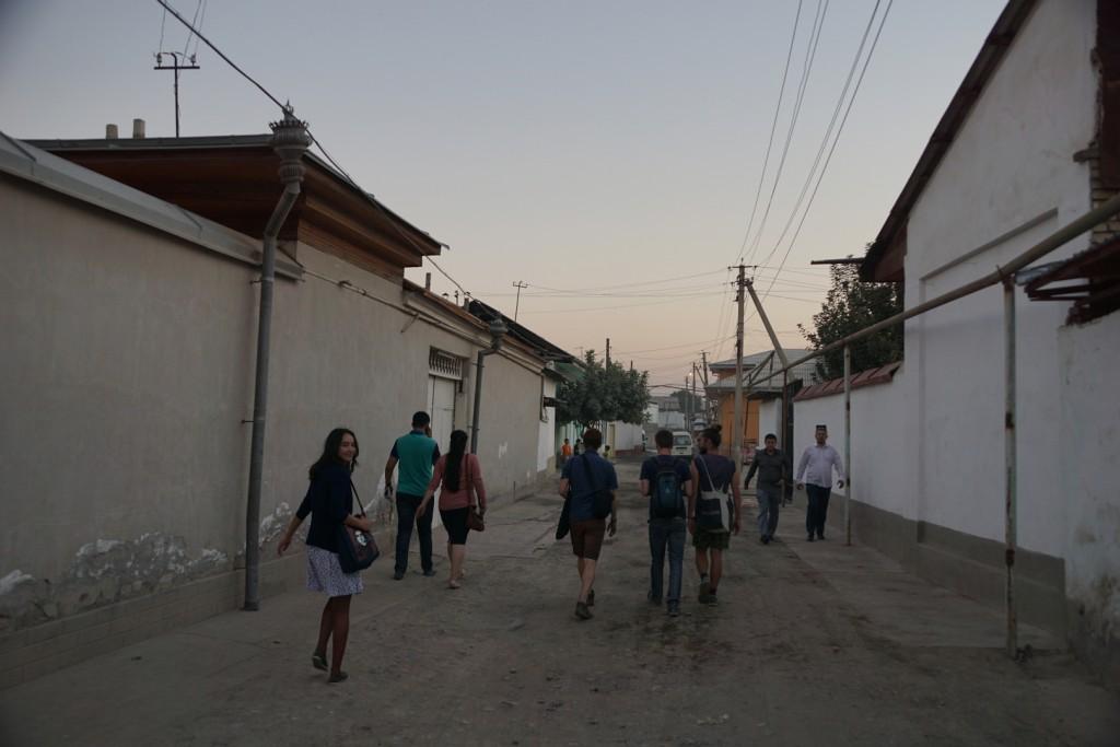 Bummel durch die Nebenstraßen Andischans