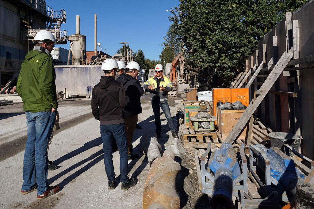 Geothermie-Projekt in Espoo