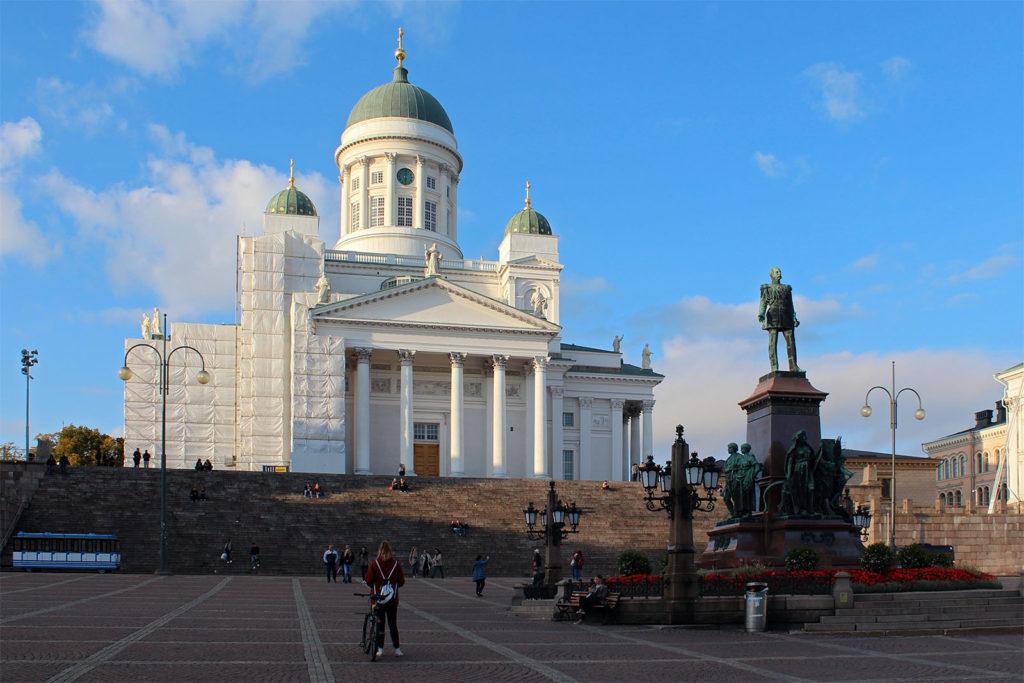 Altstadt von Helsinki