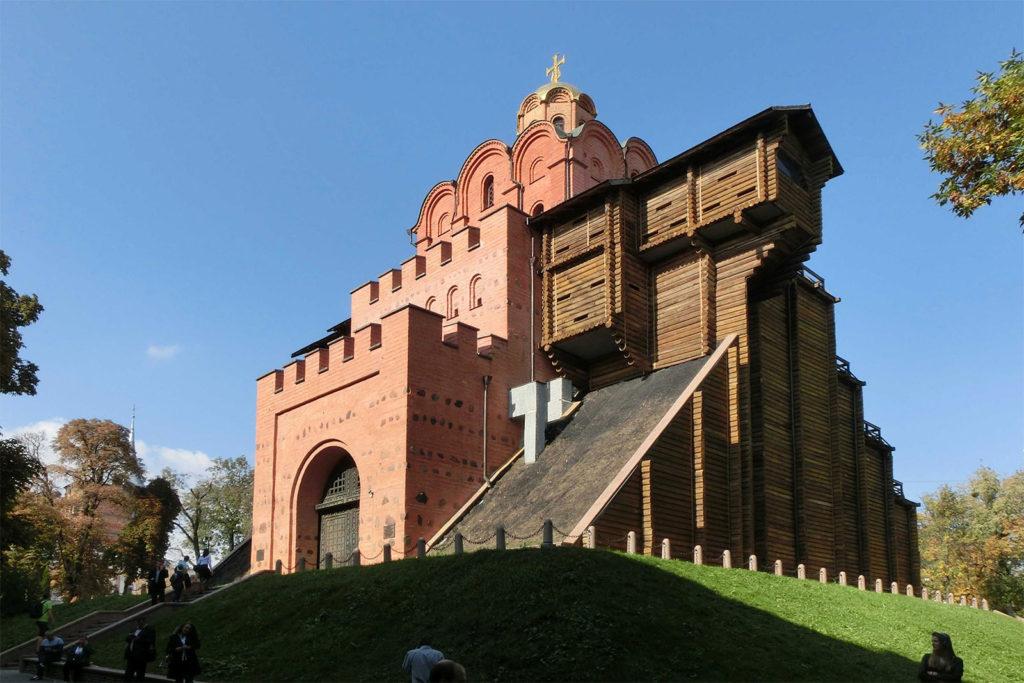 Das Goldene Tor in Kiew