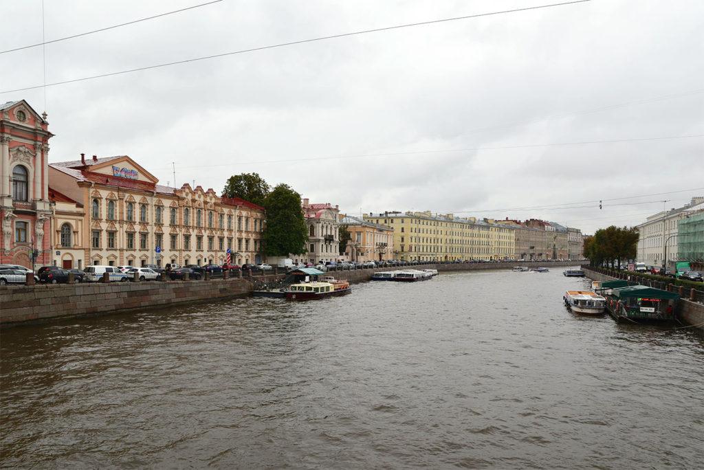 Innenstadt von St. Petersburg