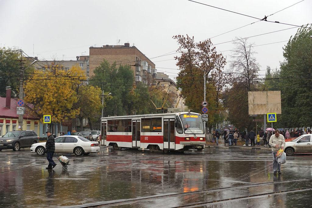 Straßenbahn Samara