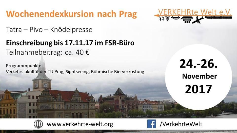 Herbstexkursion nach Prag 2017