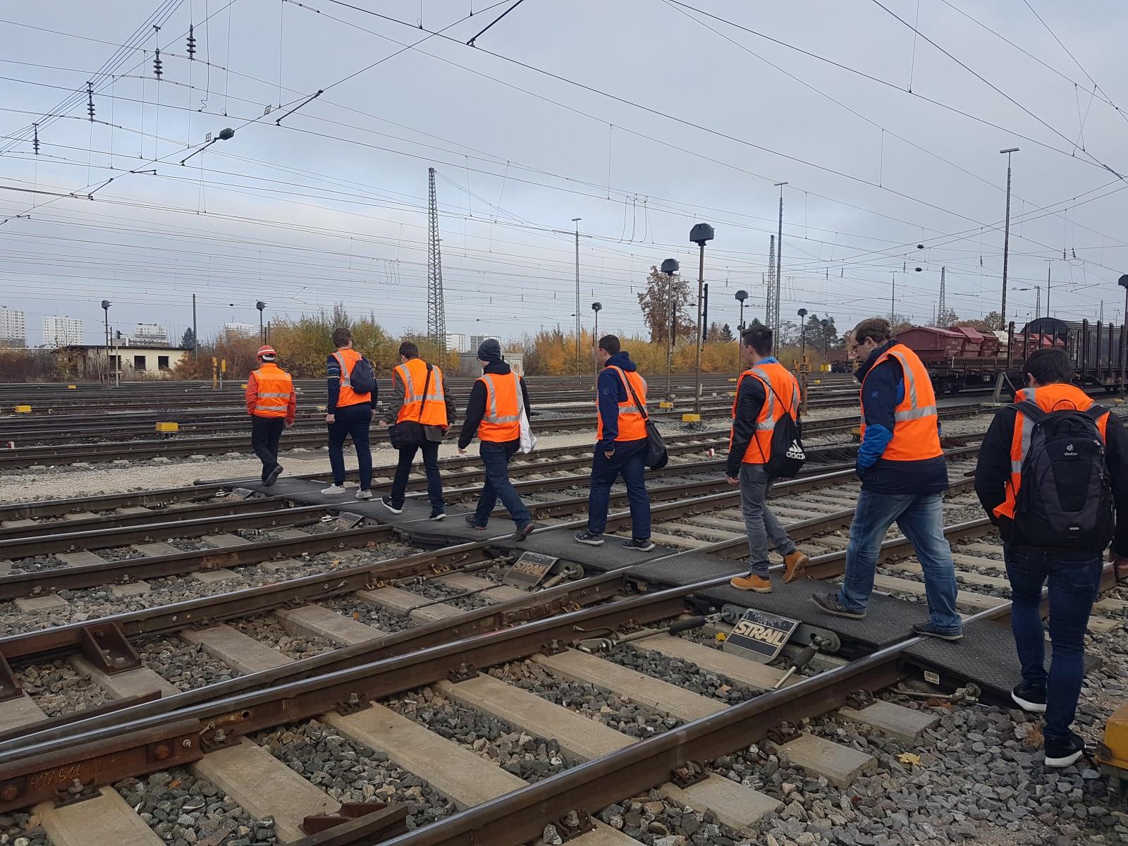 Herbstexkursion nach Nürnberg 2018