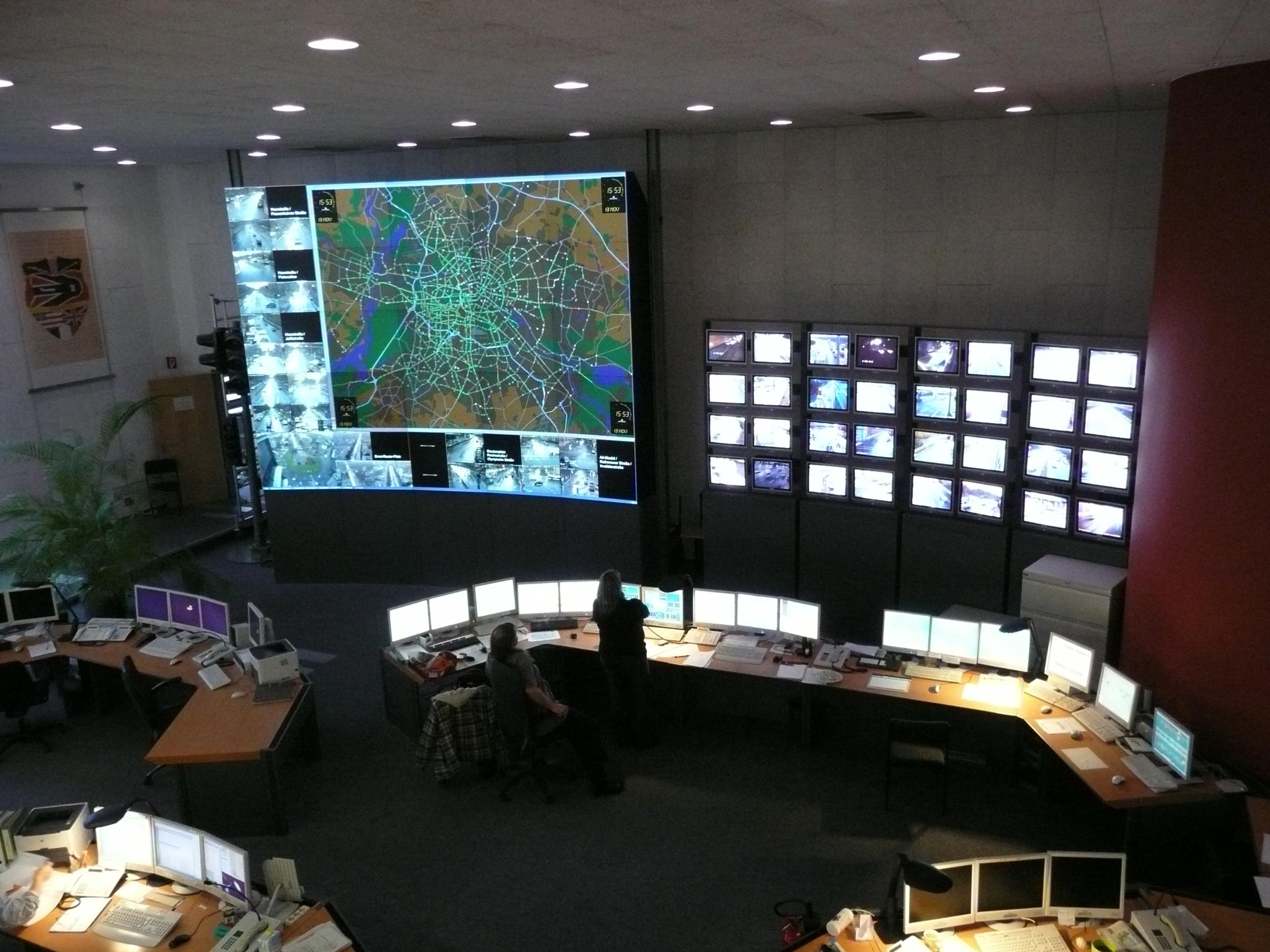 Verkehrsmanagementzentrale Berlin
